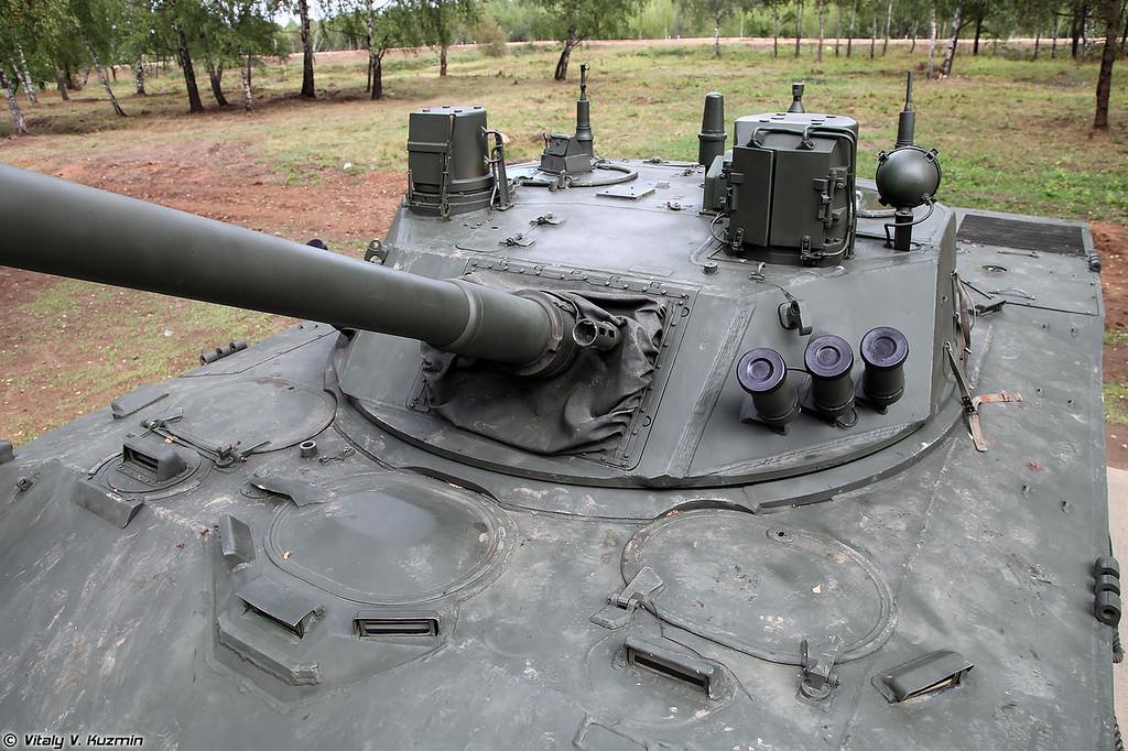 Боевая машина десанта БМД-4 (BMD-4 infantry fighting vehicle)