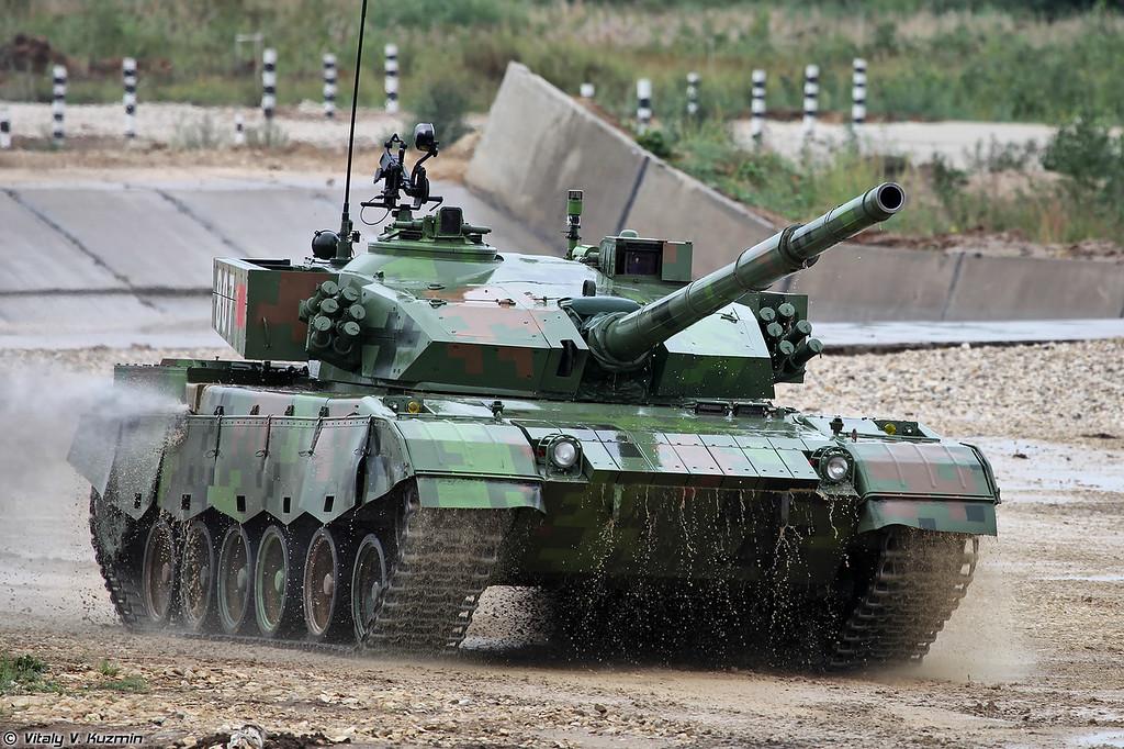 Type 96A (ZTZ-96A)