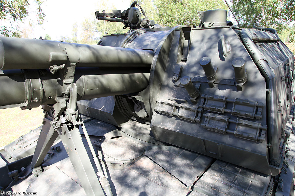 САУ 2С19 Мста-С (2S19 Msta-S)