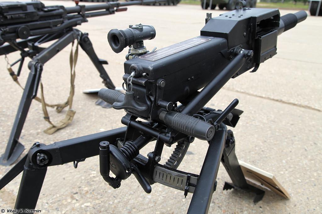 Гранатомет АГС-17 (AGS-17 grenade launcher)