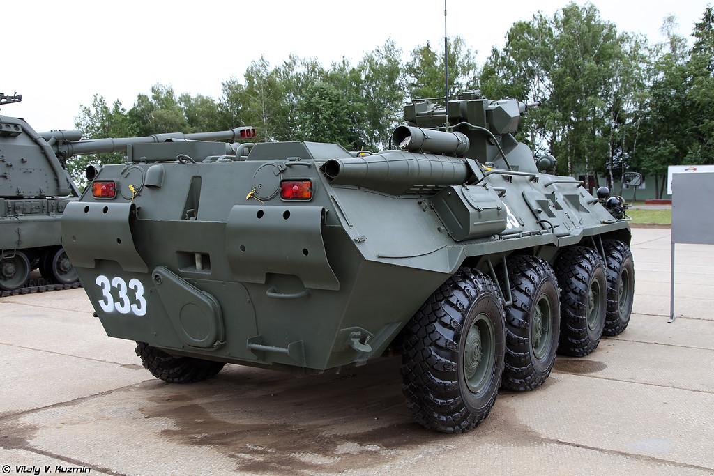БТР-82А (BTR-82A APC)