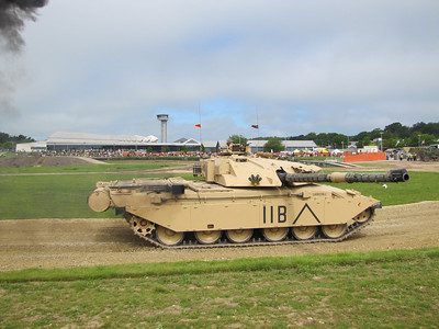 TankFest - Arena