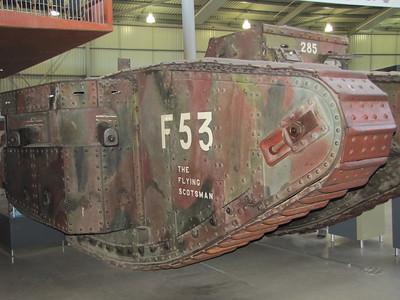 Tankfest - Bovington Museum