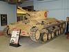 A WW2 British Army Valentine Mark 2 tank