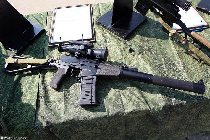 Автомат специальный модернизированный АСМ Вал 6П30М (Modernized assault rifle ASM Val 6P30M)