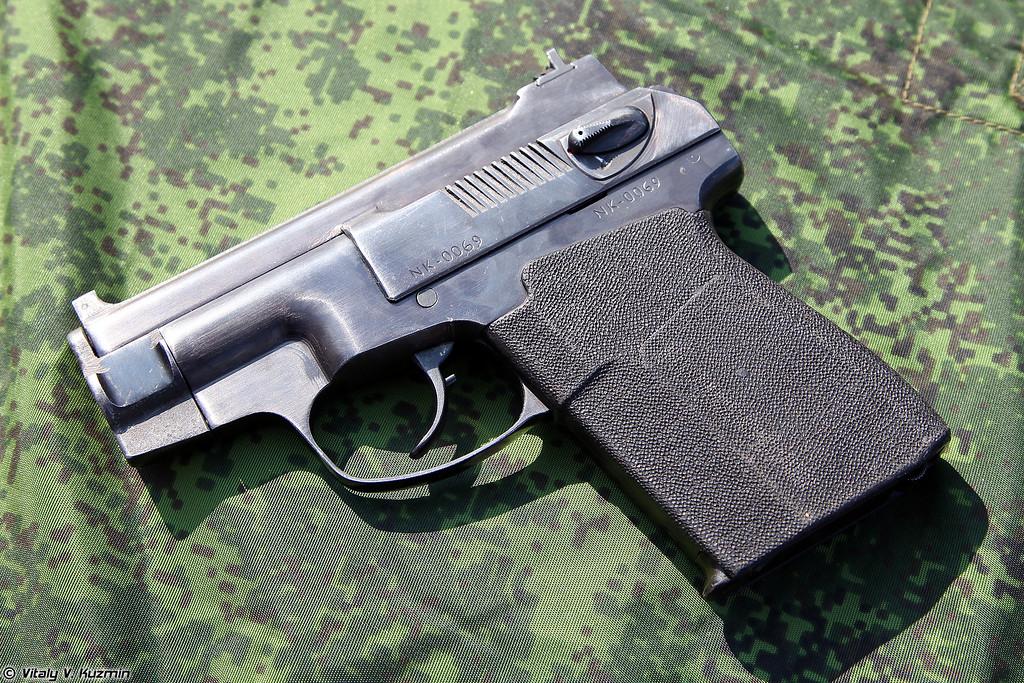 Пистолет ПСС (PSS pistol)