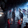Canadian massed military bands pay homage to Canadian Soldiers fallen in Afghanistan.