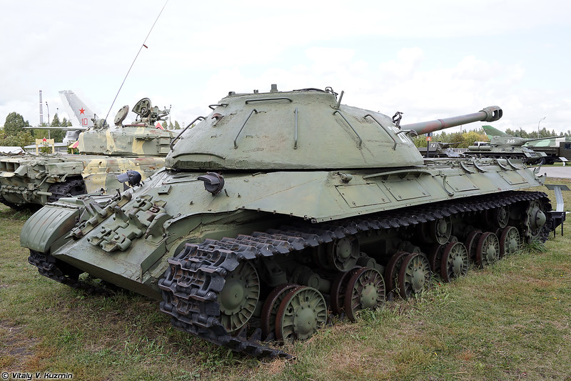 ИС-3М (IS-3M)