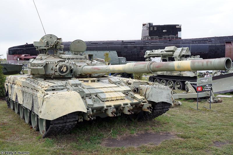 Т-80УД раннего выпуска (T-80UD early version)