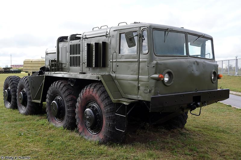 Седельный тягач МАЗ-537Г (MAZ-537G)