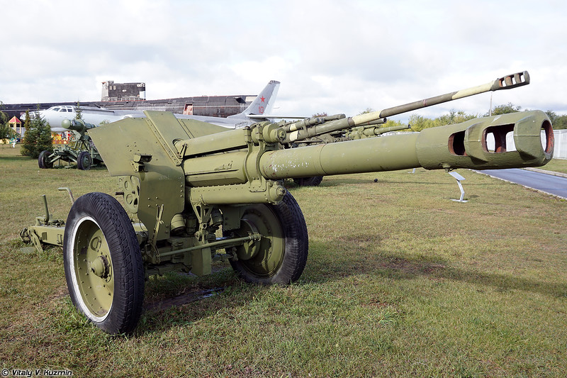 152-мм гаубица Д-1 (D-1 152mm)