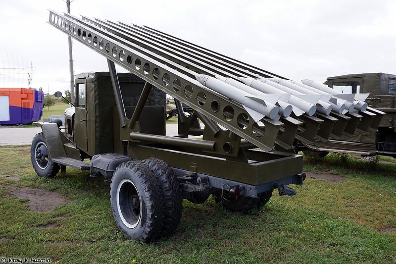 Реплика РСЗО БМ-13 (BM-13 replica)