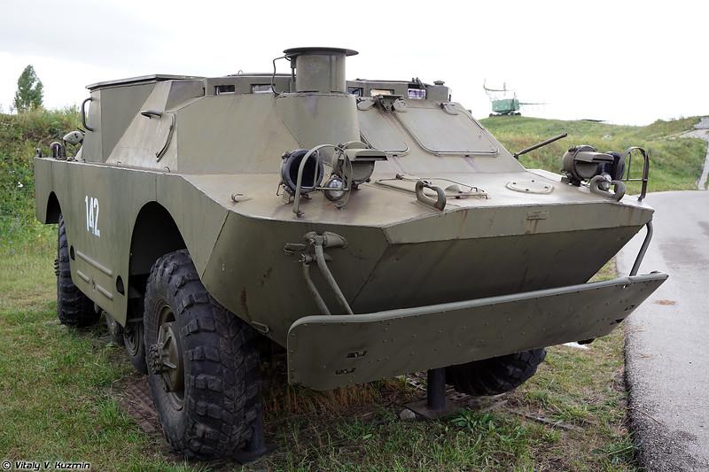 Боевая машина 9П133 ПТРК 9К14П Малютка-П (9P133 ATGM 9K14P Malyutka-P)