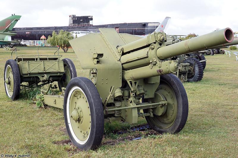 122-мм гаубица М-30 (M-30 122mm)