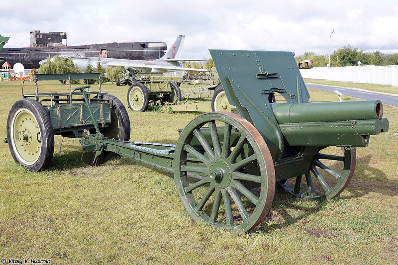 122-мм гаубица образца 1910/30 годов (M1910/30 howitzer 122mm)