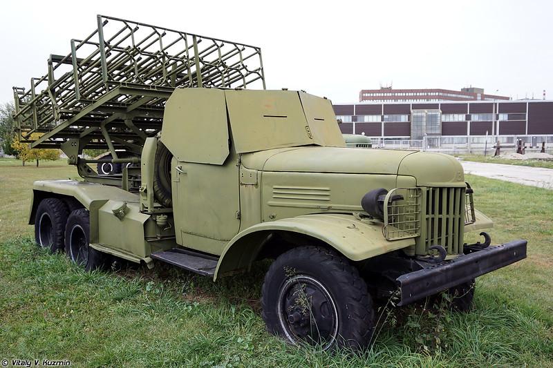 РСЗО БМ-31-12 (BM-31-12 MLRS)