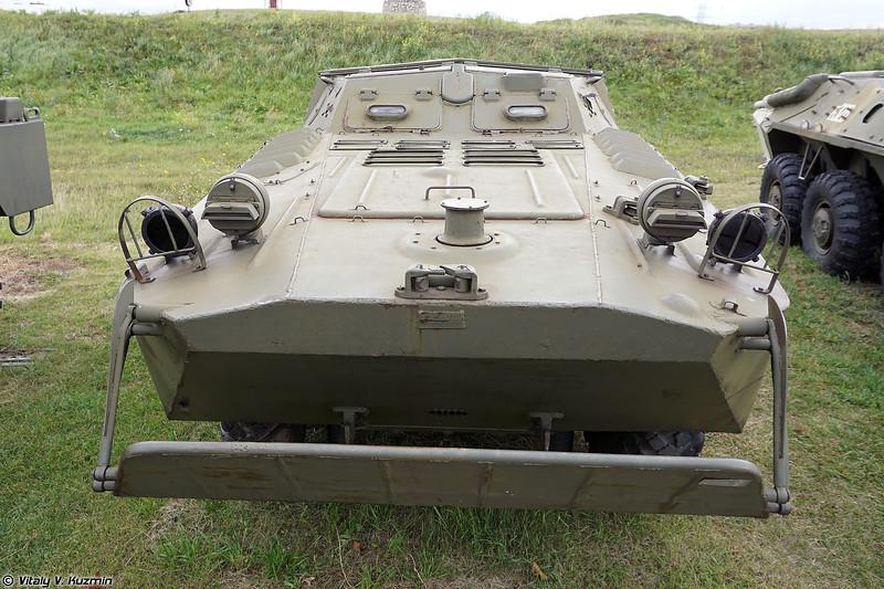 Боевая машина 9П110 ПТРК 9К14 Малютка (9P110 ATGM 9K14 Malyutka)