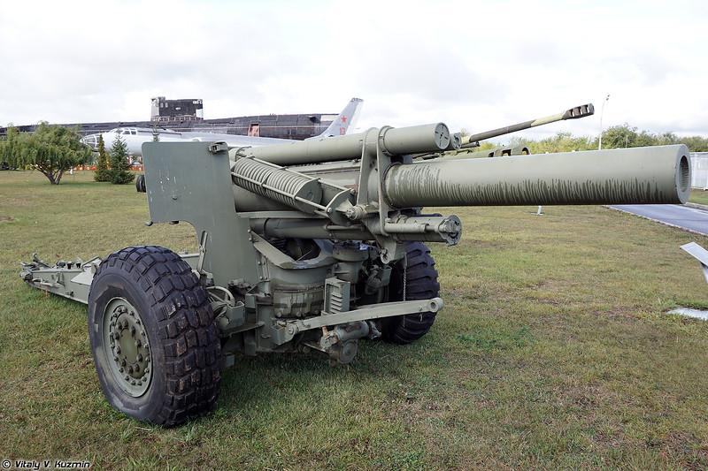 155-мм гаубица M1 (155mm Howitzer M1)