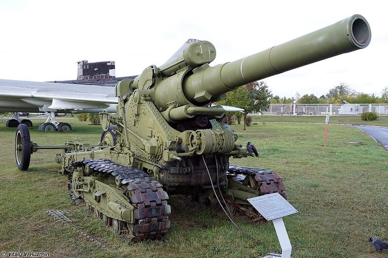 203-мм гаубица Б-4 (B-4 203mm)