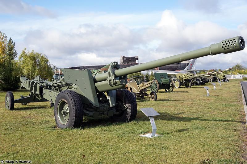 130-мм пушка М-46 (M-46 130mm)
