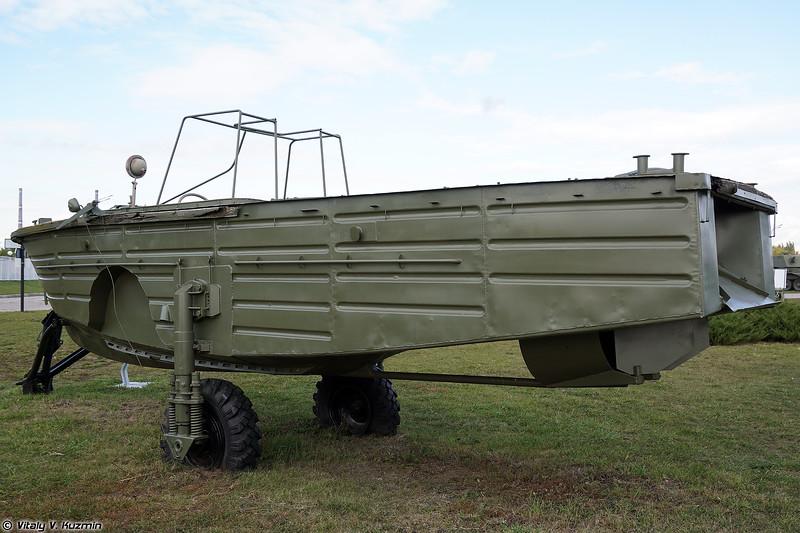 Буксирно-моторный катер БМК-130М (BMK-130M boat)