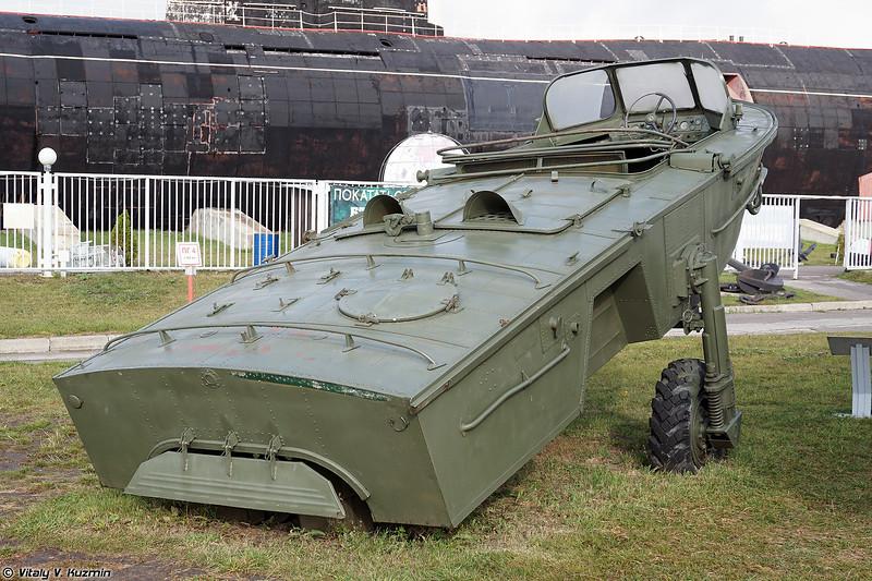 Буксирно-моторный катер БМК-150 (BMK-150 boat)