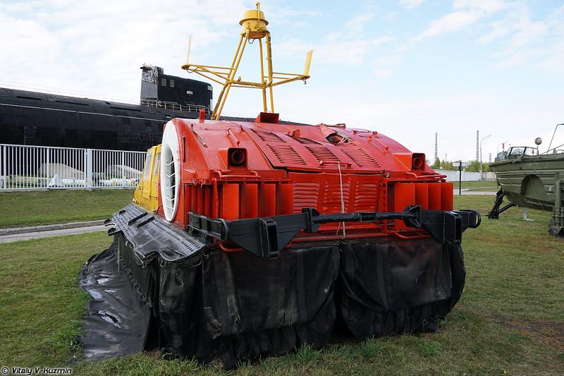 СВП Барс (Bars hovercraft)