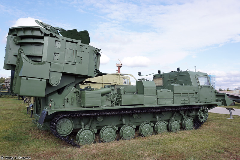 Котлованная машина МДК-3 (MDK-3 engineering vehicle)