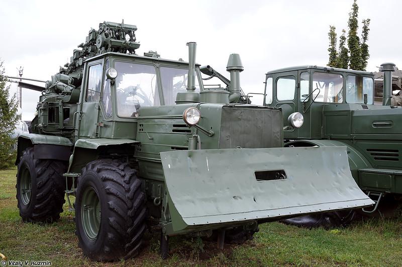 Полковая землеройная машина ПЗМ-2 (PZM-2 digging vehicle)