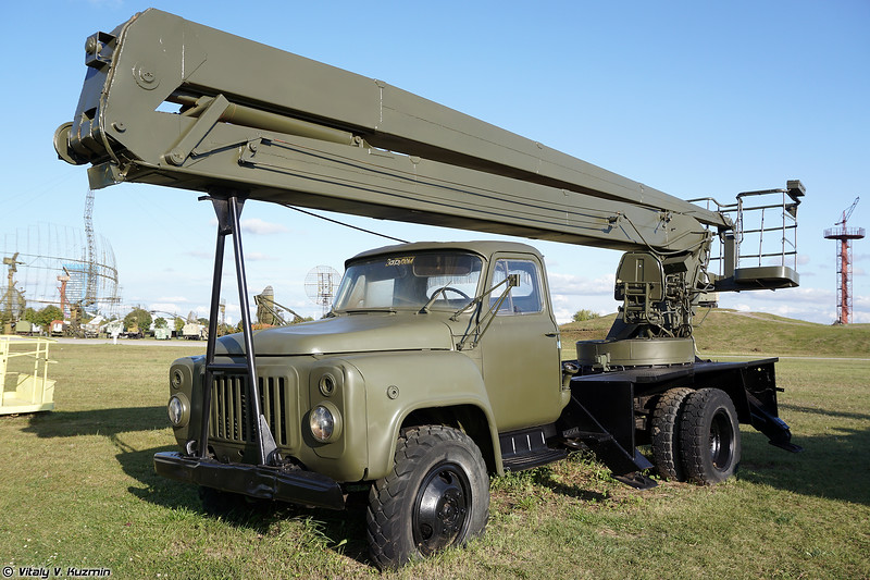 Автовышка ВС-18 (VS-18)