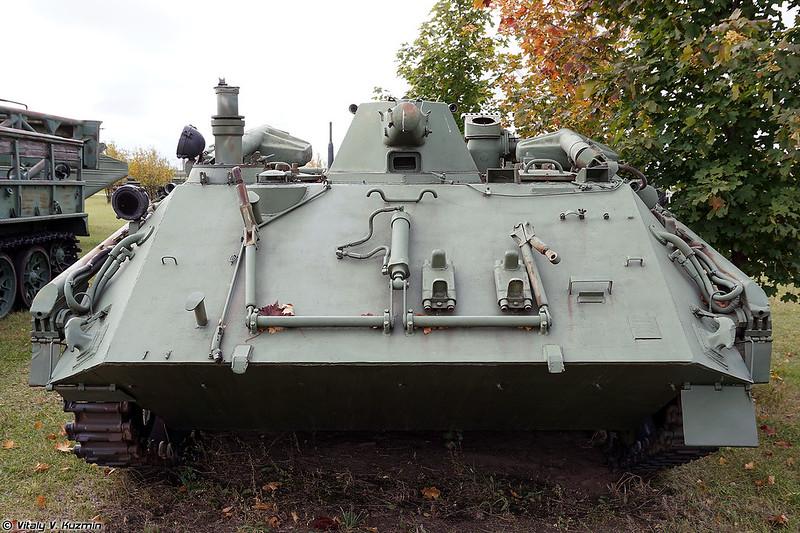 Инженерная разведывательная машина ИРМ Жук (IRM Zhuk engineering recce vehicle)