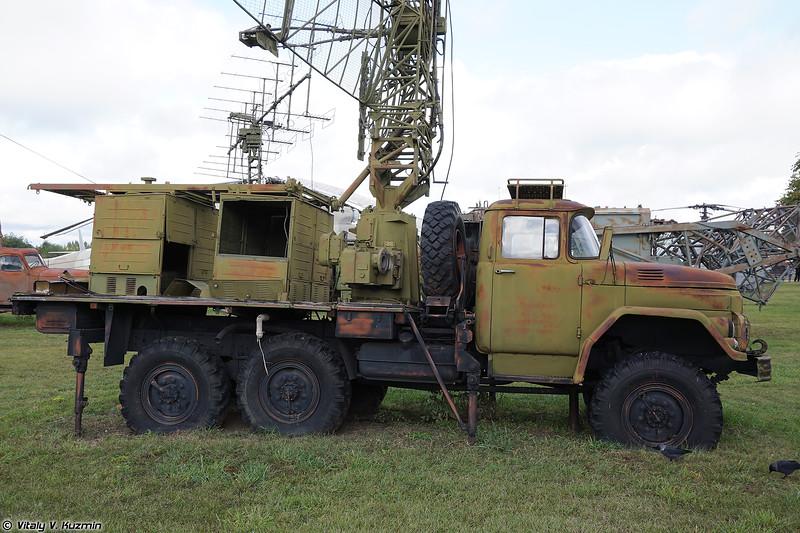 РЛС П-19 / 1РЛ134 (P-19 / 1RL134 radar)