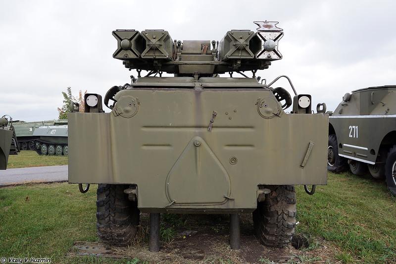 Боевая машина 9А31 ЗРК 9К31 Стрела-1 (9A31 TEL 9K31 Strela-1)