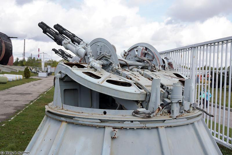 Корабельная артиллерийская установка АК-230 (AK-230 naval gun)