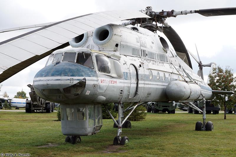 Ми-10К (Mi-10K)