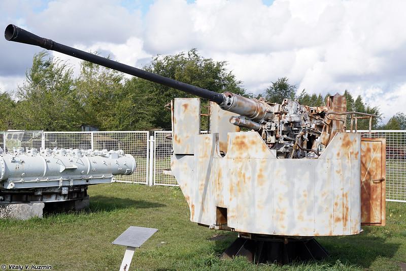 Артиллерийская установка ЗИФ-71 (ZIF-71 naval gun)