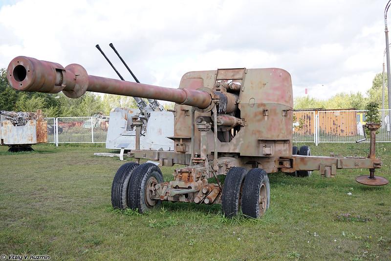 Береговая артиллерийская установка СМ-4 (SM-4 artillery)