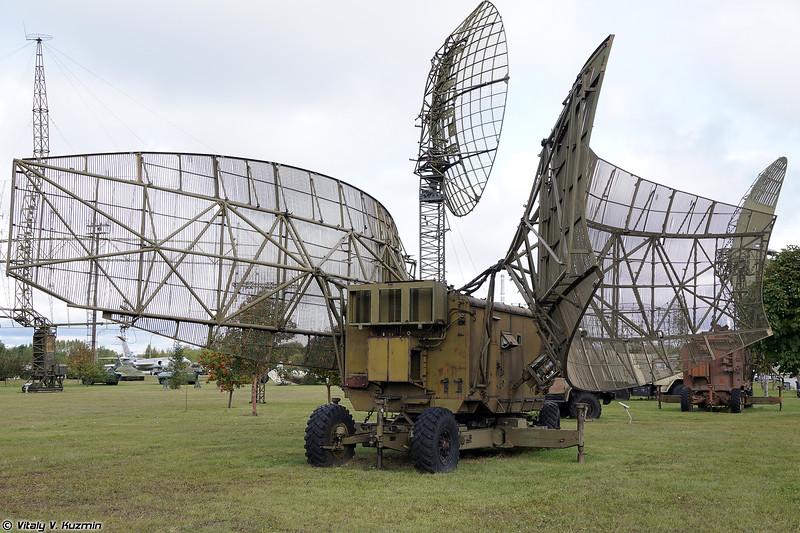 РЛК П-80 / 1РЛ118 (P-80 / 1RL118 radar)