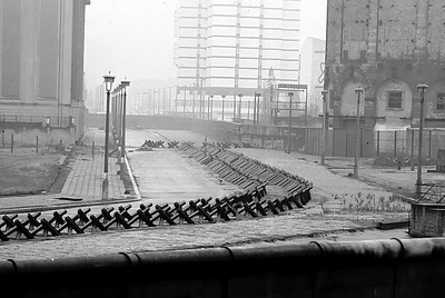 A Look Into East Berlin.....Minefield