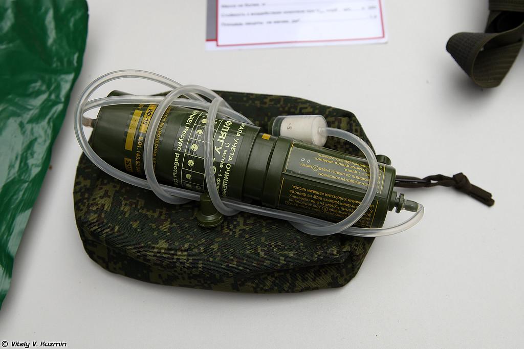 Фильтр индивидуальный для очистки воды 6Э1 (6E1 water filter)