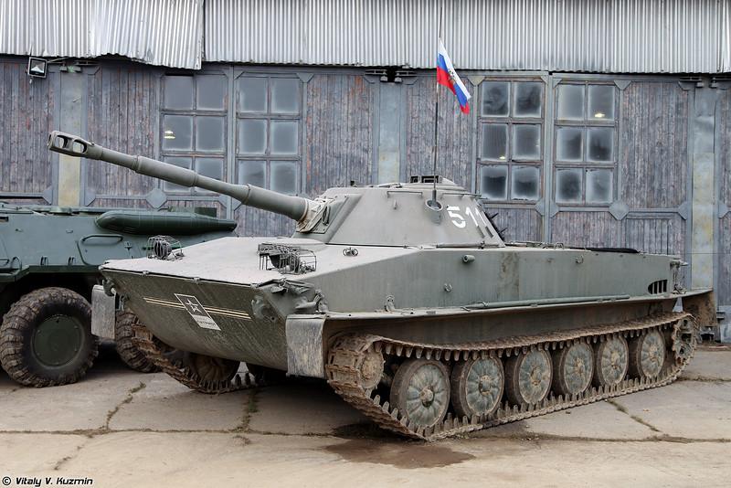 ПТ-76 (PT-76)