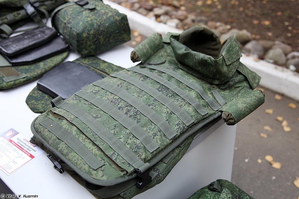 Общевойсковой бронежилет 6Б45 (6B45 bulletproof vest)