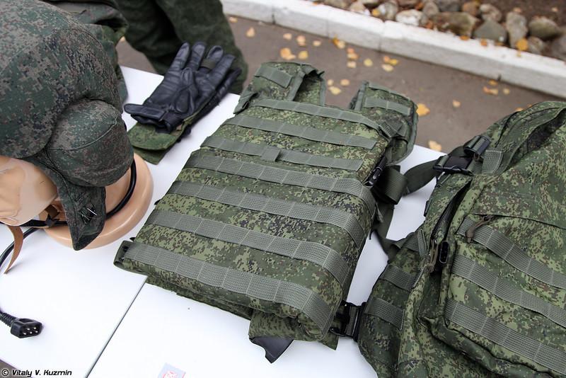 Боевой нагрудник 6Б46 (6B46 vest)
