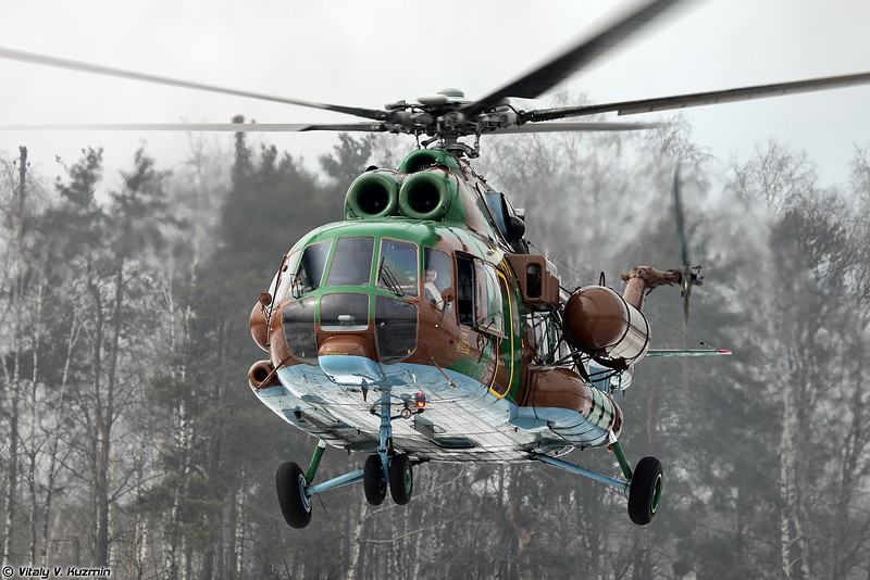Ми-8АМТ (Mi-8AMT)