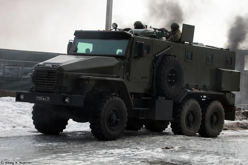 Урал-4320ВВ (Ural-4320VV)