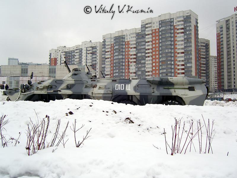 БТР-80М (BTR-80M)