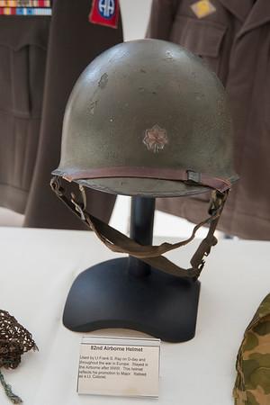 82nd Airborne Helmet