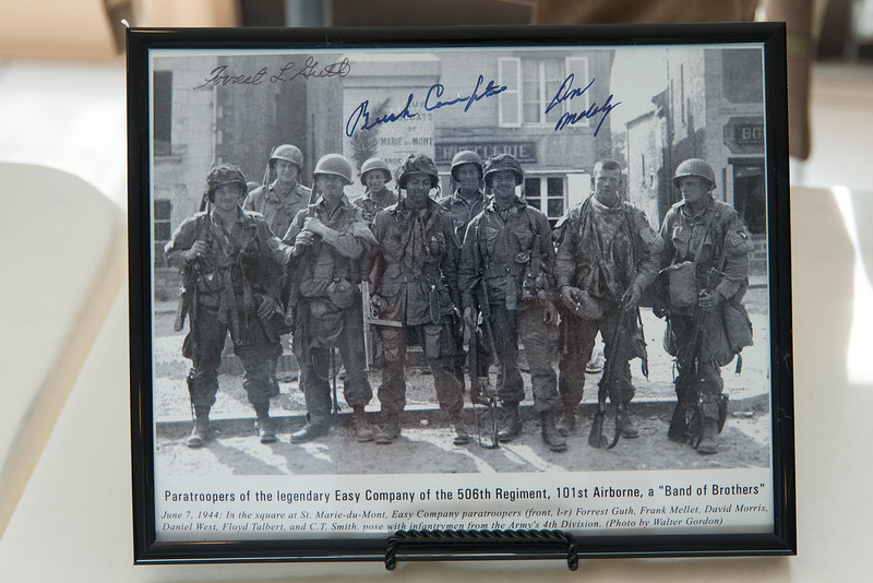 Band of Brothers 101st Airborne