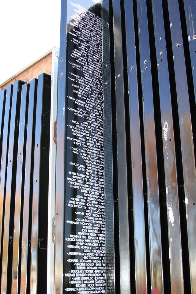 The Moving Wall 0119