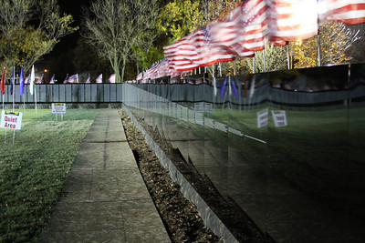 The Moving Wall 2012